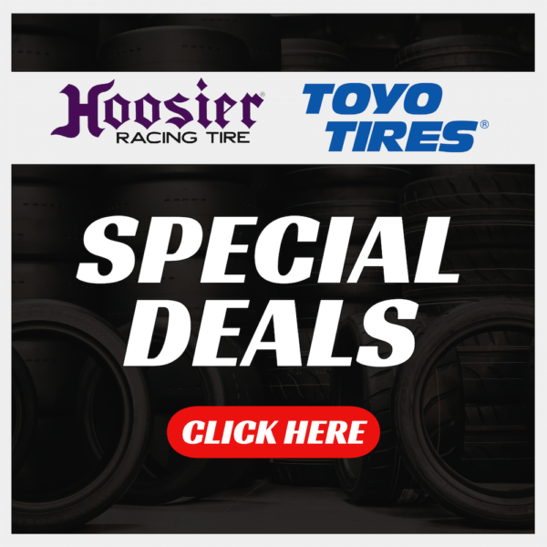 Track Day Tire Specials